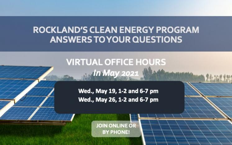 Rockland Community Power Office Hours
